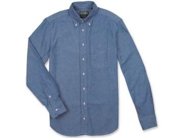 Gitman Vintage Chambray Blue