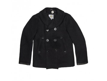 P Coat Dark Navy
