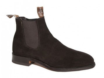 Craftman Brown suede