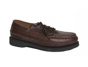 Oneida triple vamp brown chromexcel